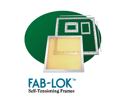 Fab-Lok Self Tensioning Frames