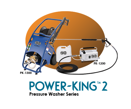 Power-King Series Pressure Washers