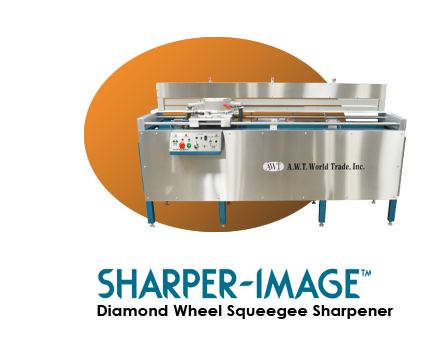 Sharper Image Floor Model - Squeegee Sharpening