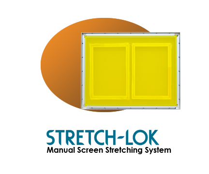 Stretch-lok Manual Screen Stretching System