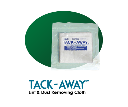 Tack-Away Anti Static Cloth